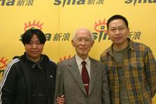 余光中聊《桃花扇》与中国传统文化复苏(组图)