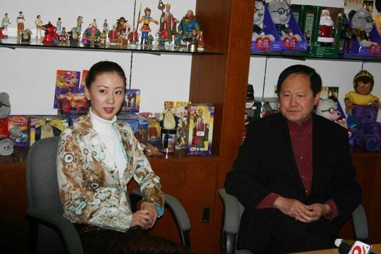 组图:汤加丽主演歌舞音乐剧《魅》将登陆北京