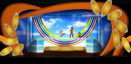资料图片:CCTV与中演力推《梦想乐园》-梦想乐园
