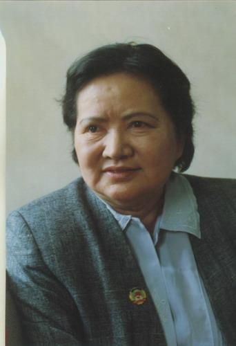 资料图片:中国儿艺名人资料老艺术家-方掬芬