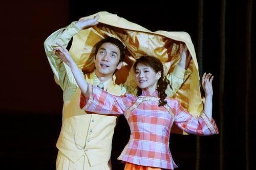 《周璇》将全面改版上演与王佳娜会面(图)