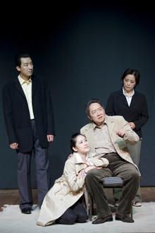 2006年亚洲当代戏剧季--话剧《活性炭》
