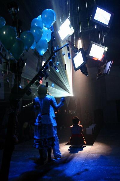 2006年亚洲当代戏剧季--《银河铁道之夜》