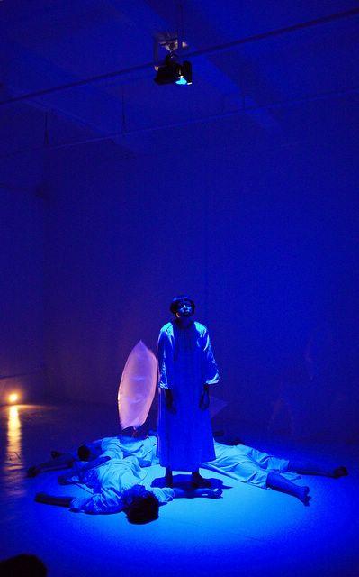 2006年亚洲当代戏剧季-新加坡形体剧《游-戏》