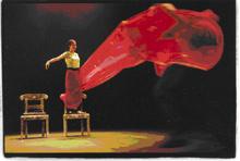 2006年亚洲当代戏剧季--舞剧《舞至爱之终结》