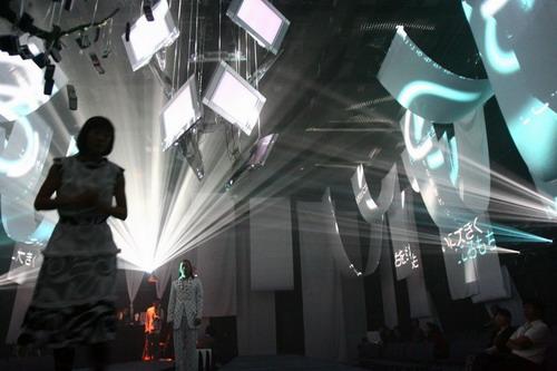 资料图片:亚洲当代戏剧季《银河铁道之夜》剧照(5)