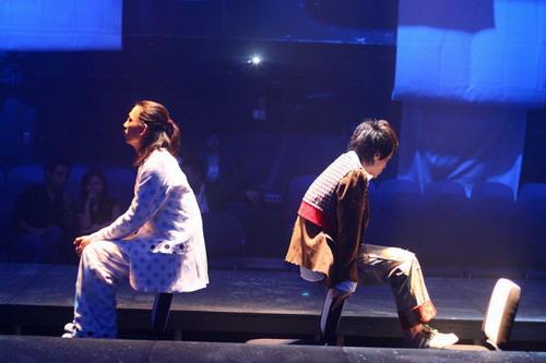 资料图片:亚洲当代戏剧季《银河铁道之夜》剧照(6)