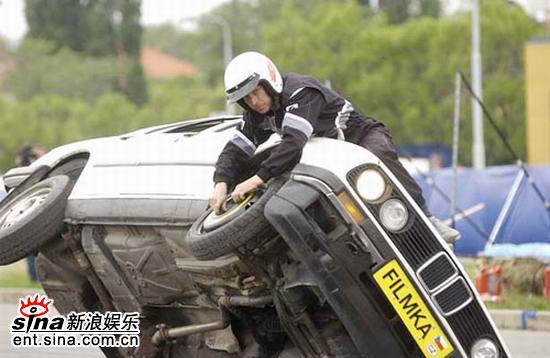 资料图片:好莱坞电影特技中国巡演(19)