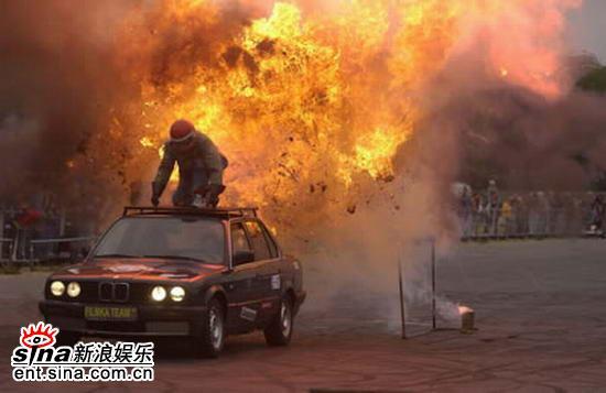 资料图片:好莱坞电影特技中国巡演(38)