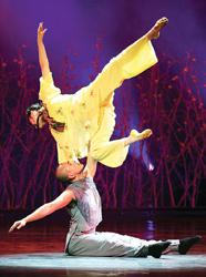 第八届中国上海国际艺术节上海大剧院隆重开幕