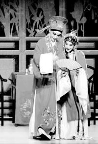 经典昆曲《1699-桃花扇》进北大赢得师生热捧
