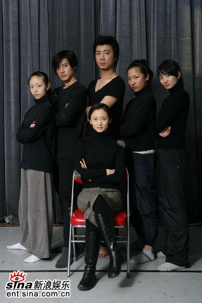 冯小刚策划舞剧《惊梦》-排练剧照(24)