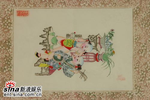 资料图片:中法文化交流之春-视觉艺术(7)