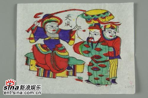 资料图片:中法文化交流之春-视觉艺术(9)