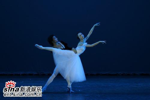 资料图片:中法文化交流之春-舞蹈(3)