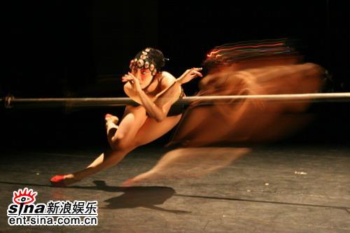 资料图片:中法文化交流之春-舞蹈(6)