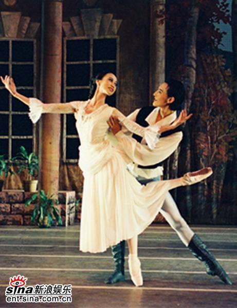 资料图片:中法文化交流之春-舞蹈(16)