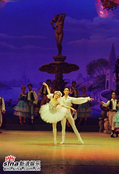 资料图片:中法文化交流之春-舞蹈(17)