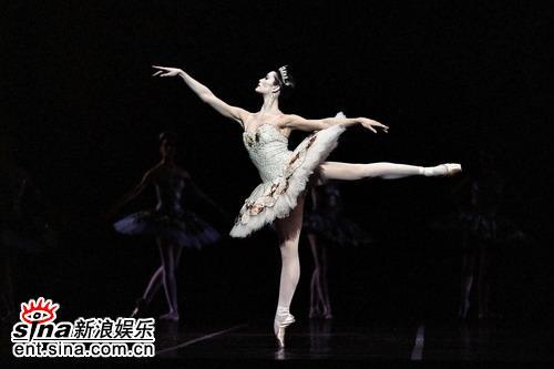 资料图片:中法文化交流之春-舞蹈(23)