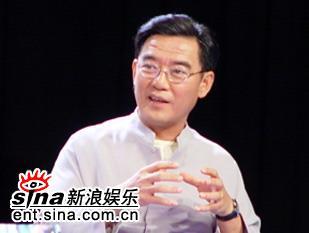 资料图片:天津卫视《笑傲江湖》评委-李立群