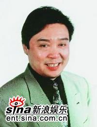 资料图片:《笑傲江湖》已签约艺人-师胜杰