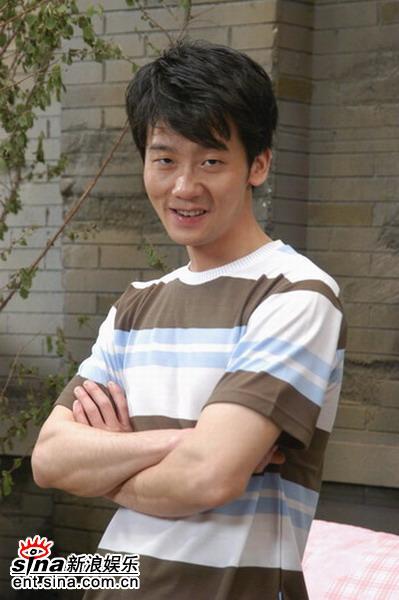 资料图片:《笑傲江湖》选手图片-陈创