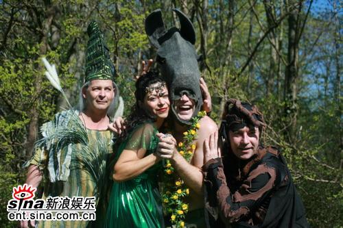 TNT剧院重返北京《仲夏夜之梦》5月上演(图)
