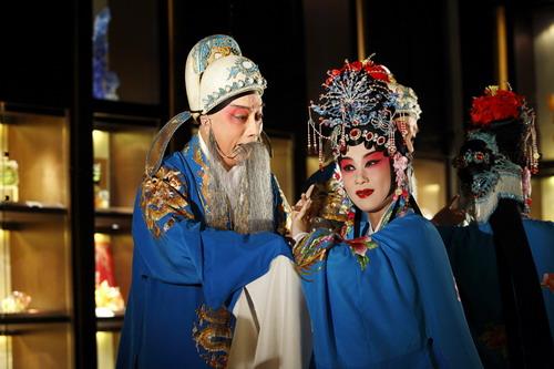 《长生殿》隆重上演300年来首次完整呈现(图)