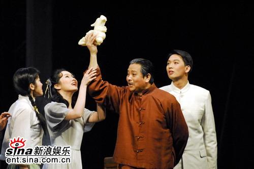 《望天吼》演出两会代表两院院士观看(图)