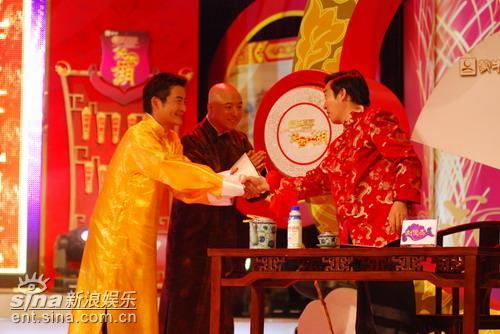 图文:《笑傲江湖》复赛三轮-拜师