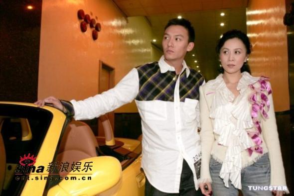 图文:刘嘉玲张震为《2046》中场景房间揭幕(13)图片