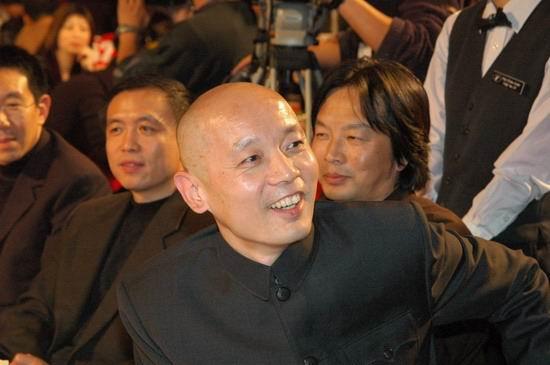 组图:《天下无贼》北京慈善首映--葛优