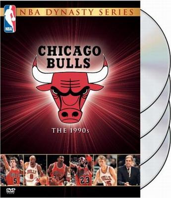 纪录片《NBA王朝系列之公牛队》碟评