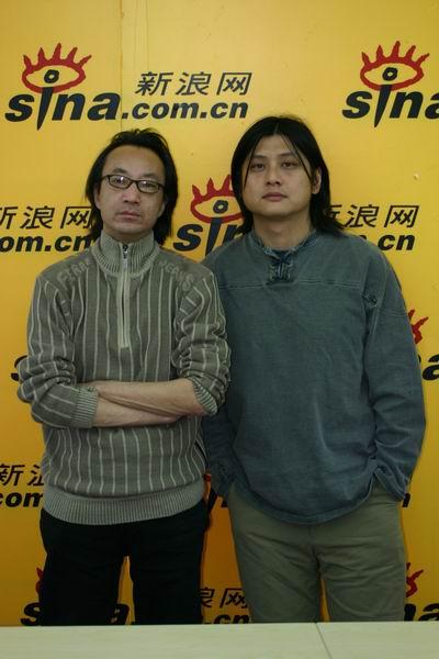 图文:导演张扬路学长作客新浪嘉宾聊天室(11)