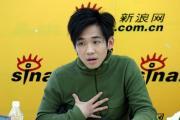 视频:导演严浩和严羚作客新浪聊《鸳鸯蝴蝶》