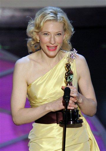 快讯:凯特・布兰切特凭《飞行者》获最佳女配角