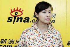 徐静蕾作客新浪嘉宾聊天室聊电影《来信》(3)
