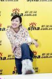 徐静蕾作客新浪嘉宾聊天室聊电影《来信》(4)