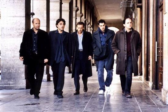 2005年法国电影展映影片:《大角色》