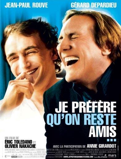 2005年法国电影展映影片:《求偶二人组》