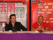 法国影展北京站落幕主创人员观众零距离(组图)