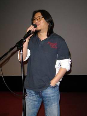 《我心飞翔》见面会高晓松讲述电影背后故事