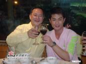 组图:《黑社会》入围戛纳导演杜琪峰设宴祝捷