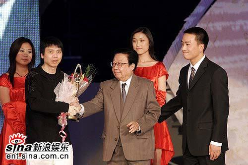 图文:冯小刚作品《天下无贼》获评最佳观赏效果