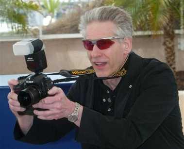 图文:《暴力史》亮相戛纳-柯南伯格客串摄影记者