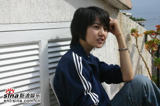 图文:王小帅戛纳谈《青红》-阳光女孩高圆圆
