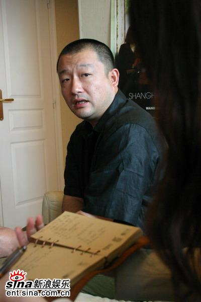 图文:王小帅戛纳谈《青红》为第六代培养观众
