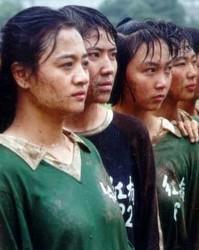北京国际体育电影周参展影片--《女足九号》