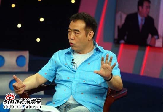 图文:电影大师格林斯潘对话陈凯歌(1)