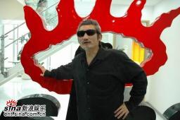 导演徐克新浪与影迷交流电影《七剑》(附视频)